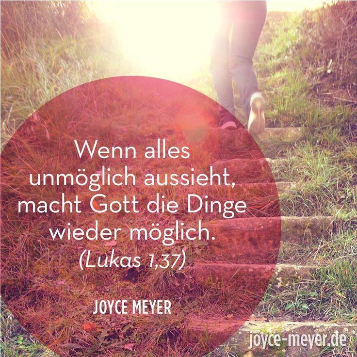 Joyce Meyer Familia Dei  C B Christliche Bilderchristliche Spruchechristentumbibel