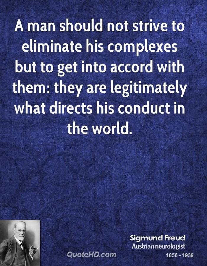 Sigmund Freud Quote Shared From Www Quotehd Com
