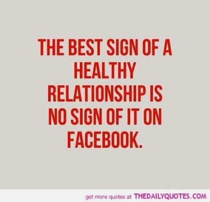 Facebook Quote From The Daily Quote Via The Funny Technology Community Google