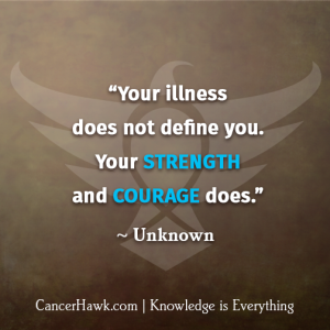 Motivational Fighting Cancer Quotes Cancerhawk More