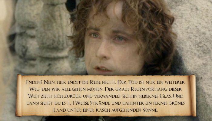 Besten Zitate Aus Der Herr Der Ringe Bekanntesten Spruche