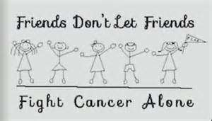 Back Gallery For Fighting Cancer Quotes For