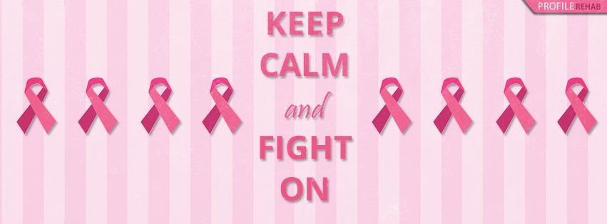 Keep Calm And Fight Ont Cancer Cover T Cancer Quotes