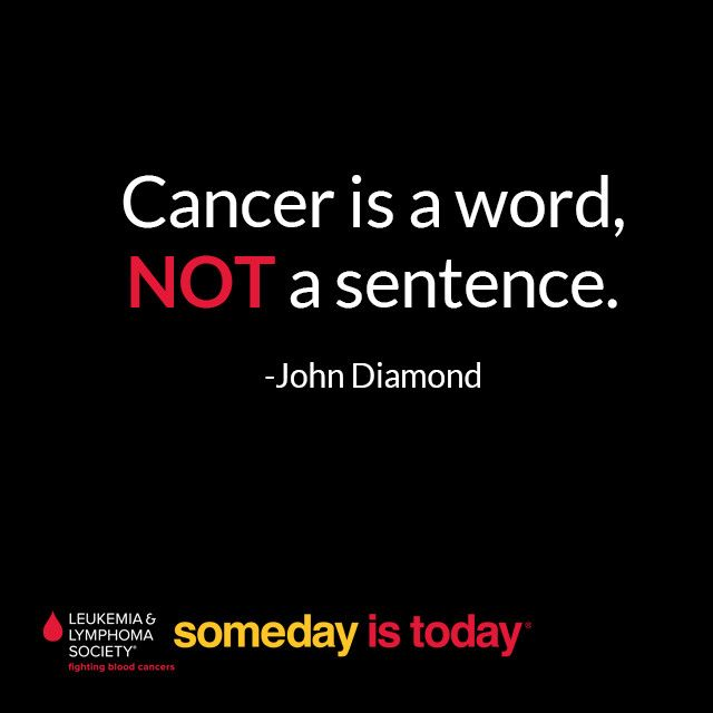 Cancer Does Not Define You Quote Qotd Somedayistoday