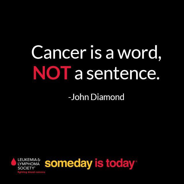 Cancer Does Not Define You Quote Qotd Somedayistoday