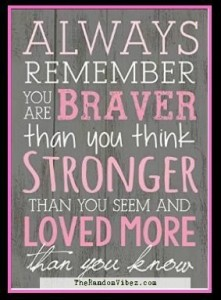 T Cancer Inspirational Quotes