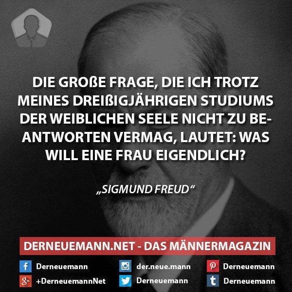 Derneuemann On Twitter Sigmund Freud Derneuemann Humor Lustig Spas Zitate Manner