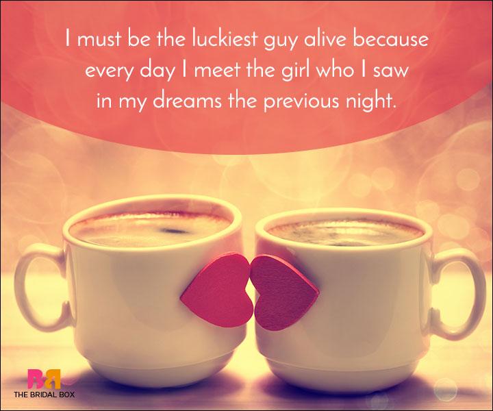 Dreams Come True Good Morning Love Quotes