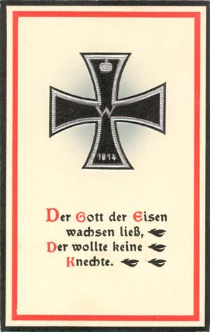 Das Goethezeitportal Arndt Motive Auf Postkarten Arndt Spruche Auf Postkarten Im Ersten