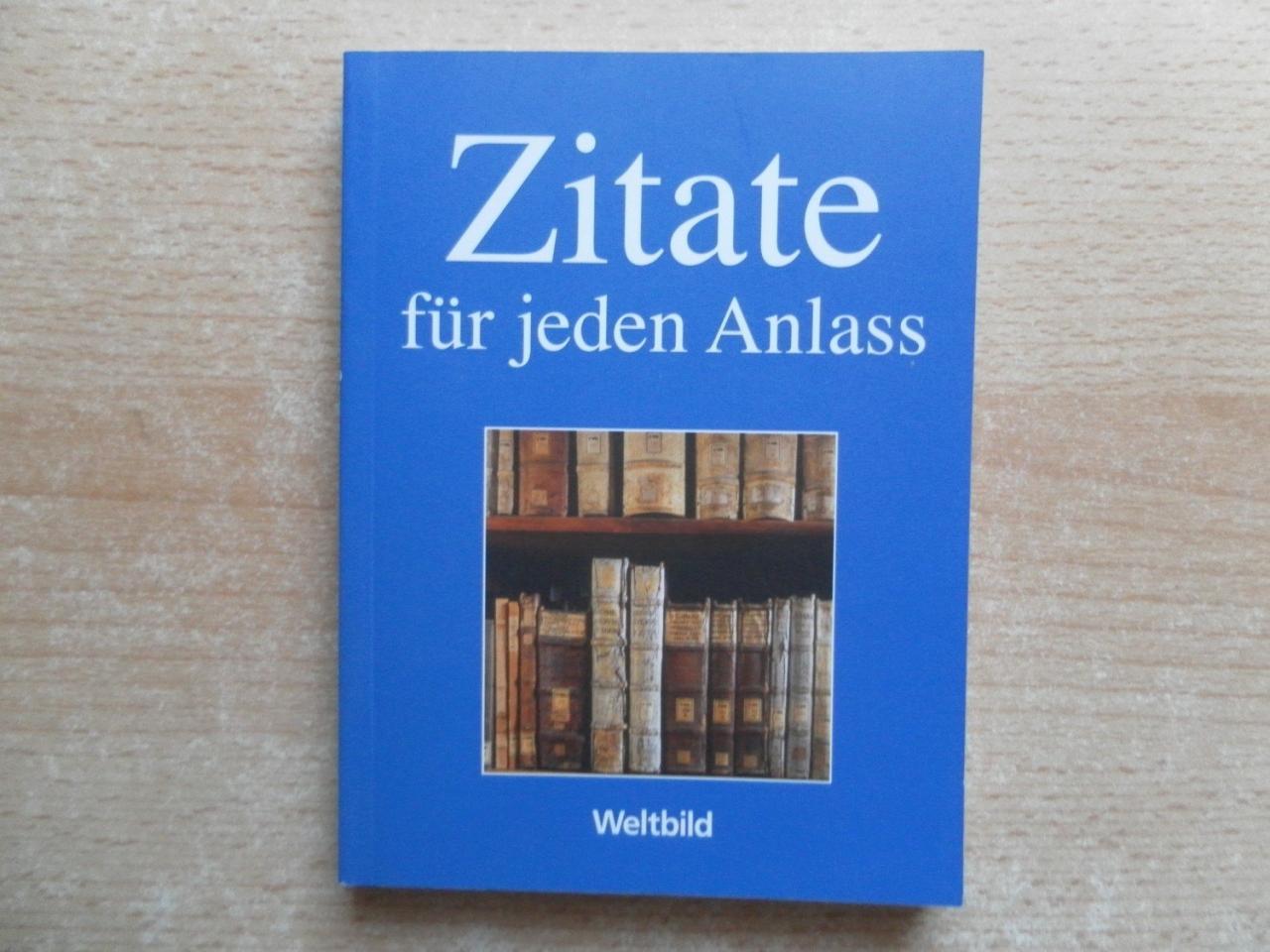 Gebrauchtes Buch Ruckert Hesse Rilke U A Zitate Fur Jeden Anlass