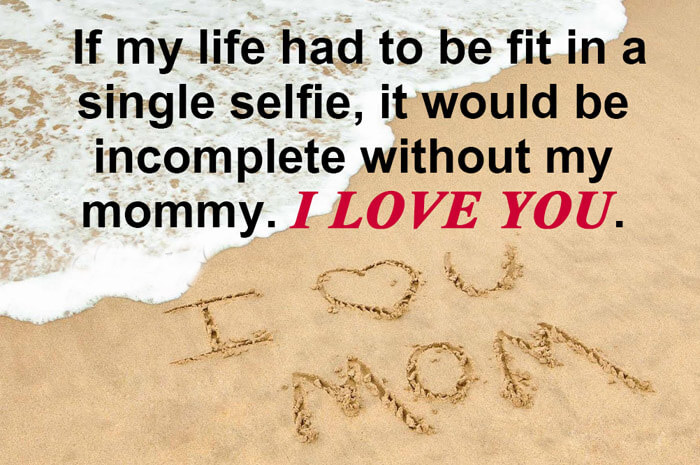 Love quotes fo rmother