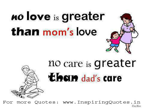Mom And Dad Love Quotes Suvichar Thoughts Wallpapers Pictures