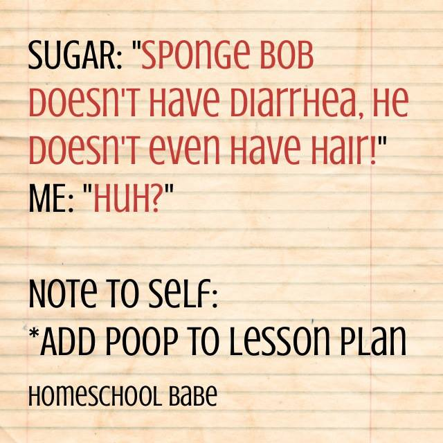 Poop Lesson Plan