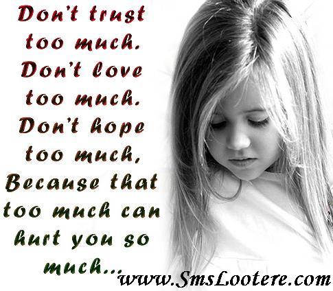 Sad Shayari Sms For Love
