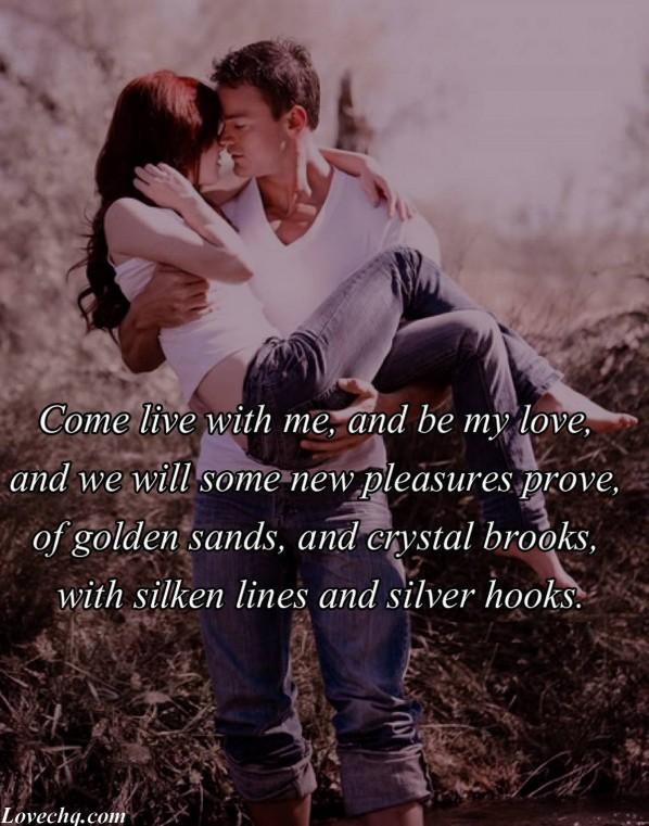 Short Romantic Love Quotes For Him
