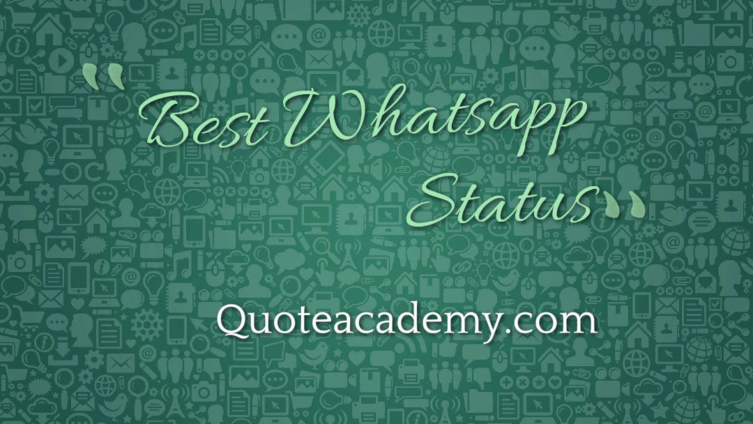 Updated Best Whatsapp Status Love Status Attitude Status With Daily Updates Mystic Quote