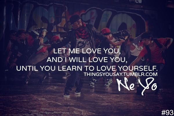 Let Me Love You Lyrics Neyo