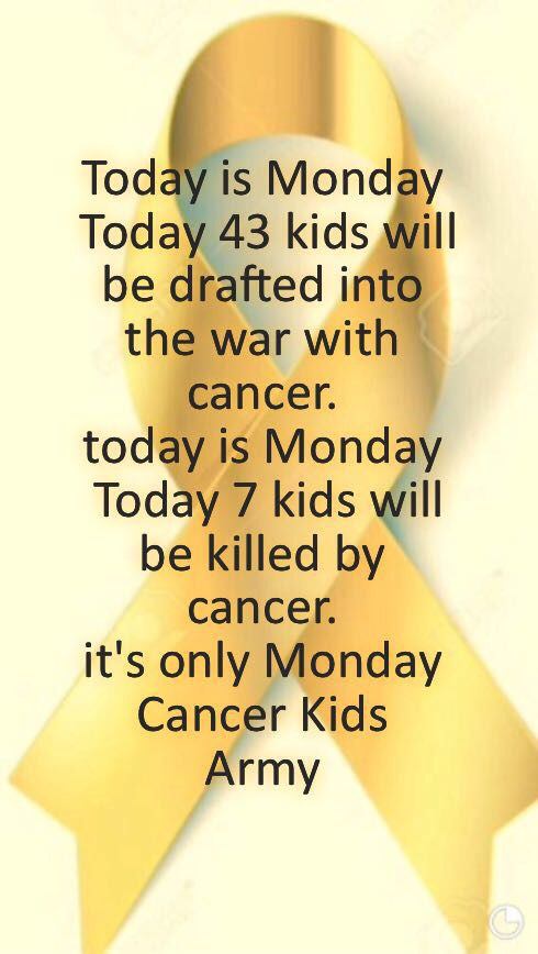 We Need To Find A Way To Stop This This Brings Tears To My Eyes Cancer Sayingscancer
