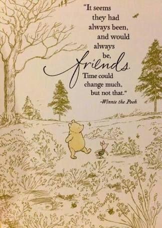 Beste Freundschaftszitate Beste Freunde Zitate Winnie Puh Abschluss Geschenke Schulabschluss Zitate Zitat Der Woche Beste Freunde Immer Beste Freunde