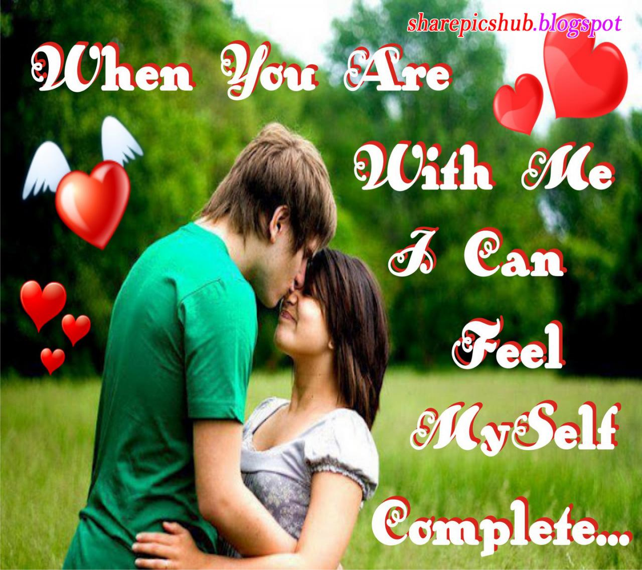 Beautiful Romantic Love Quotes In Hindi Love Quotes For Him N Her Romantic Couple Images With