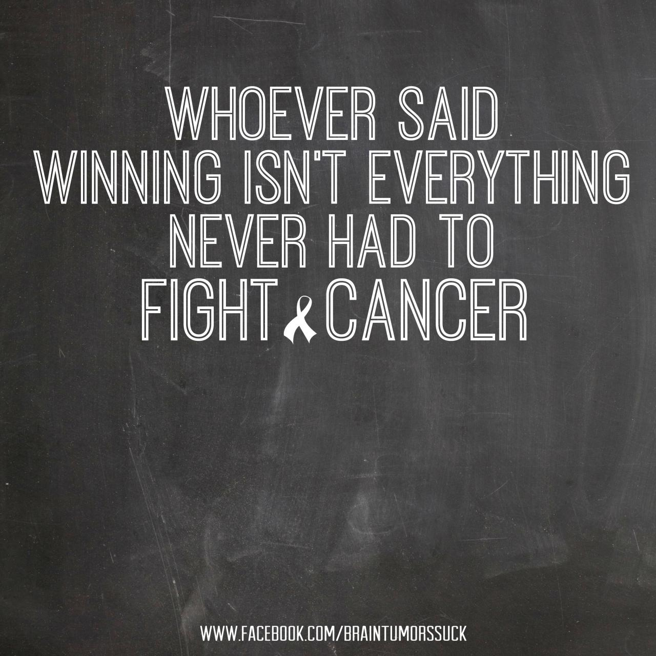 Bestin Cancer Quotes