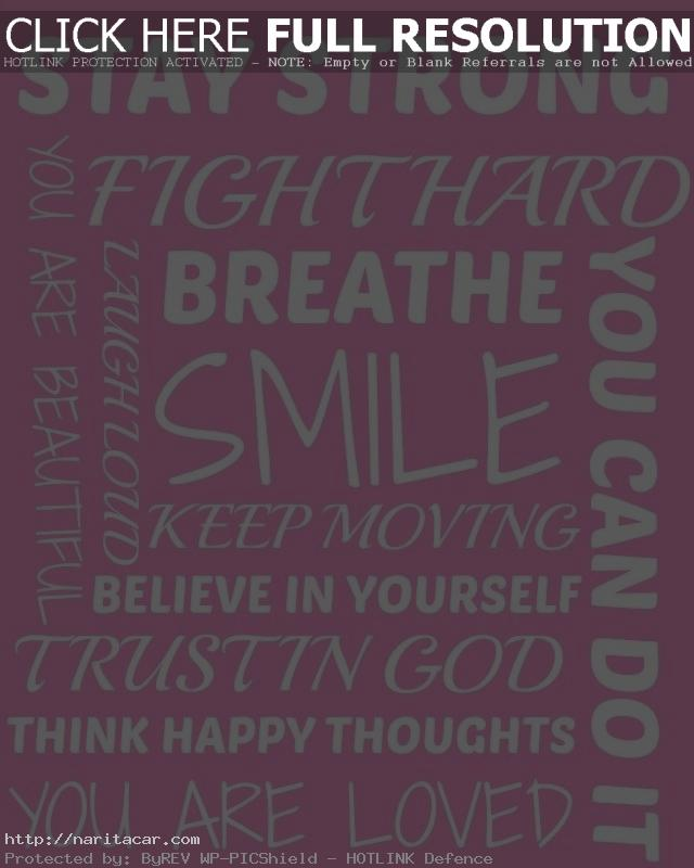 T Cancer Inspirational Quotes Beauteous  Best Supportt Cancer Awareness Images On Pinterest