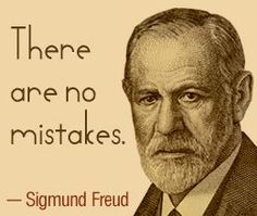 Sigmund Freud Attempts Mistakes Lesson Quotes