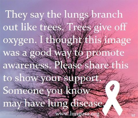 Support Fight Lung Disease It Strikes All Ages Www Com