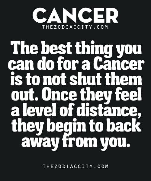 Cancer Horoscope Quotes