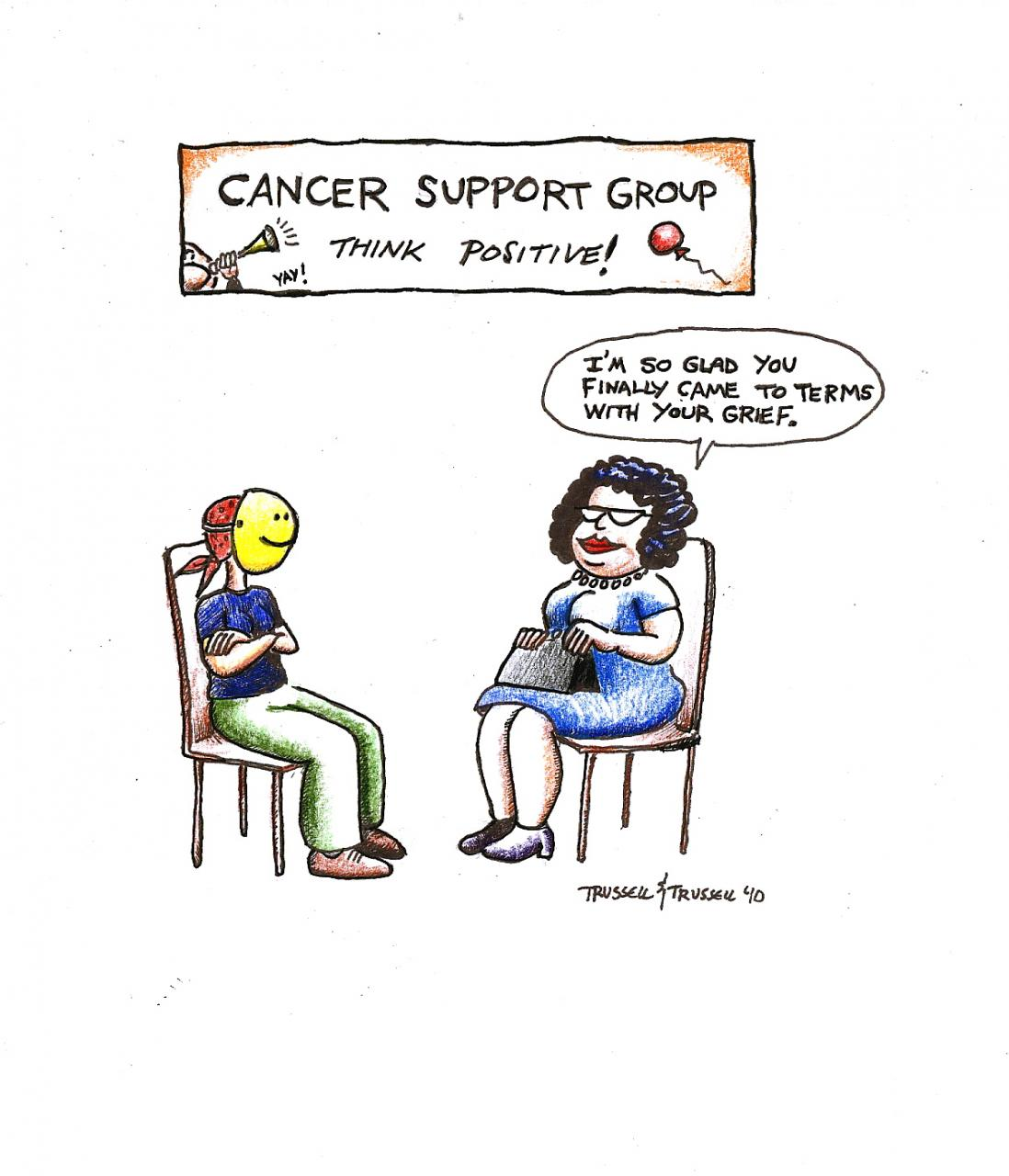 The Joy Of Cancer