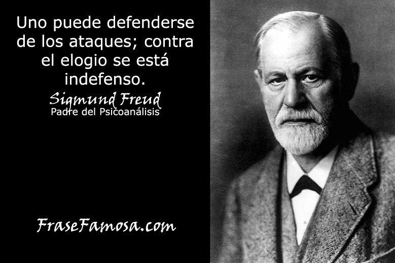 Frases De Sigmund Freud Archivos Frase Famosa
