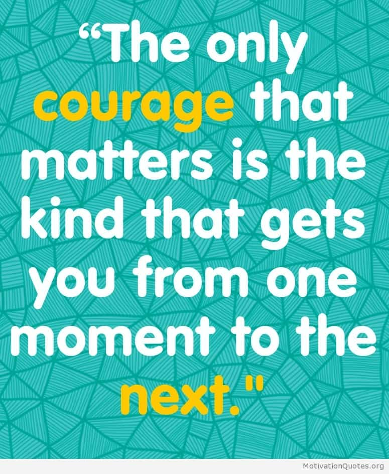 Courage Quotes For Cancer Patients