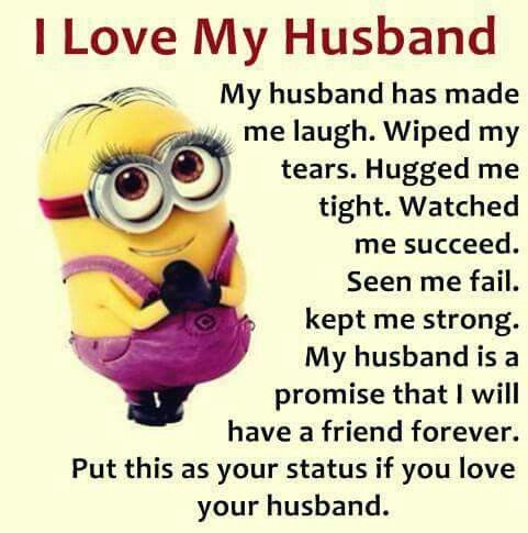 Funny Quotes C B Love Your Husband