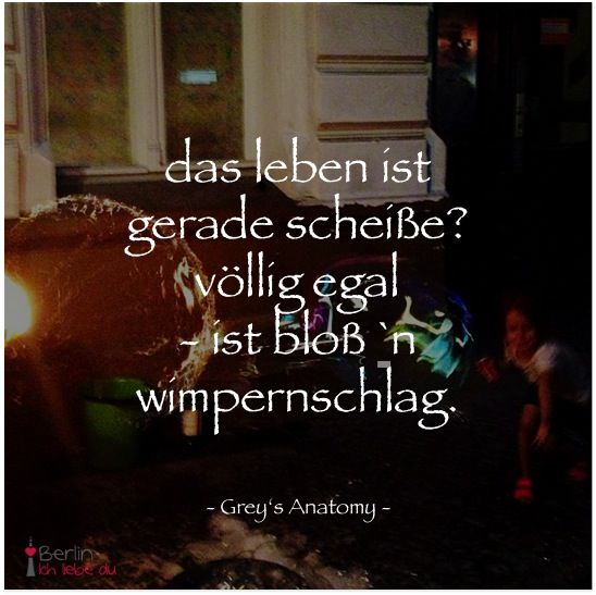 Image Result For Zitate Greys Anatomy Deutsch