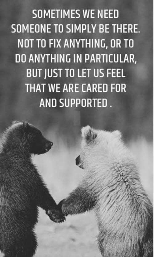 We Cared For And Supported Tell Your Friends How Much You Loved Them Tap To See More Inspiring Friendship Quotes