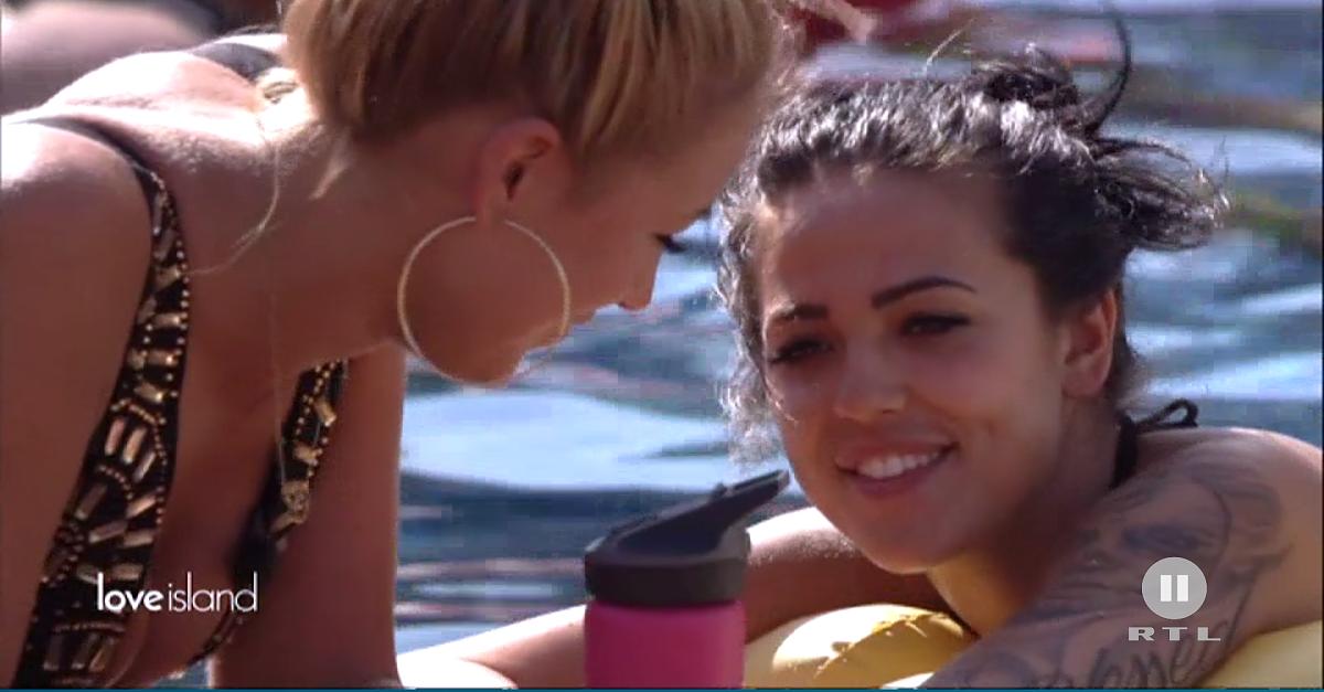 Tv Kolumne Love Island Mike Redet Im Gesprach Mit Alina Klartext Focus Online