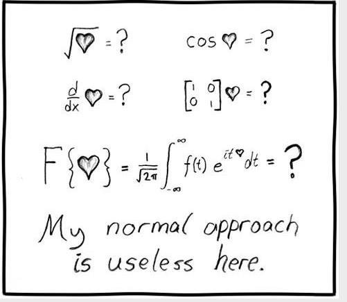 Love Equation Of An Engineer