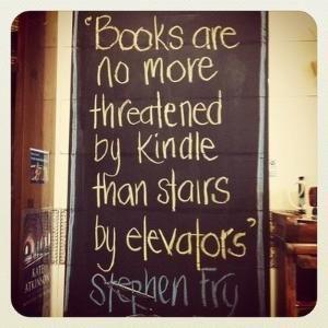 Couldnt Live Without Books