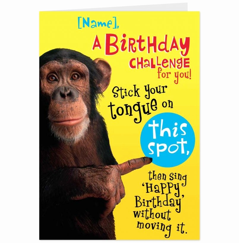 fun birthday cards for facebook get funny quote says