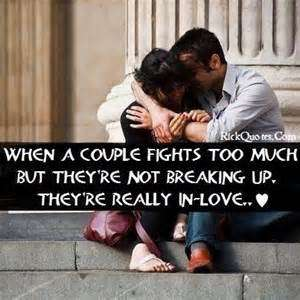 Love Quotes For Couples That Fight