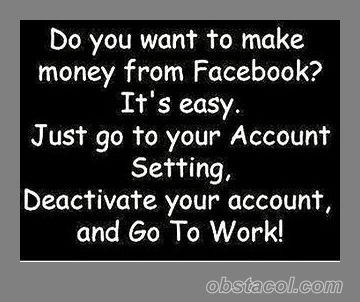 Gallery Of Daily Post Funny Quotes About Facebook For Life Saying