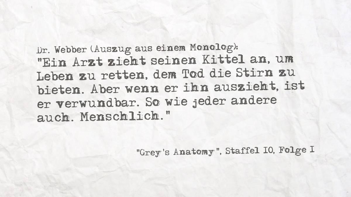 Seriendialog Der Woche Schluss Machen Mit Greys Anatomy Oder Doch Nicht Stern De