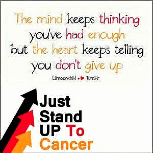 Inspirational Cancer Quotes Shiny Fight Cancer Quotes Cool Best Fighting Cancer Quotes