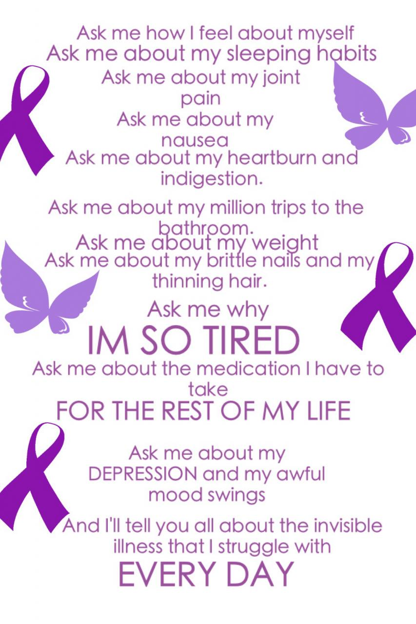 Inspirational Quotes Thyroid Cancer Thank Goodness I Dont Have All These Symptoms Thyroid