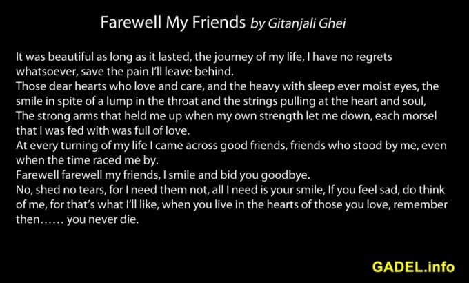 Losing A Loved One To Cancer Quotes Impressive Poems