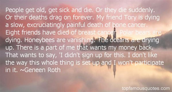 Losing Someone To Cancer Quotes Good About A Bes On Losing A Loved One To Cancer