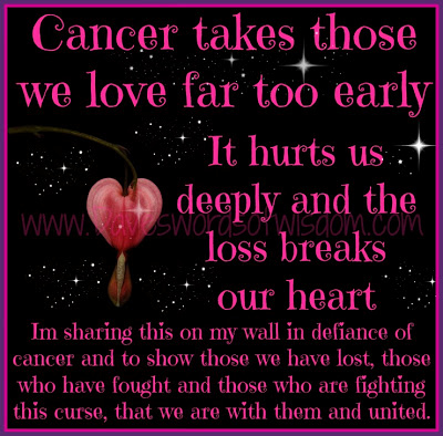 Losing Someone To Cancer Quotes Good Download Losing A Loved E To Cancer Quotes