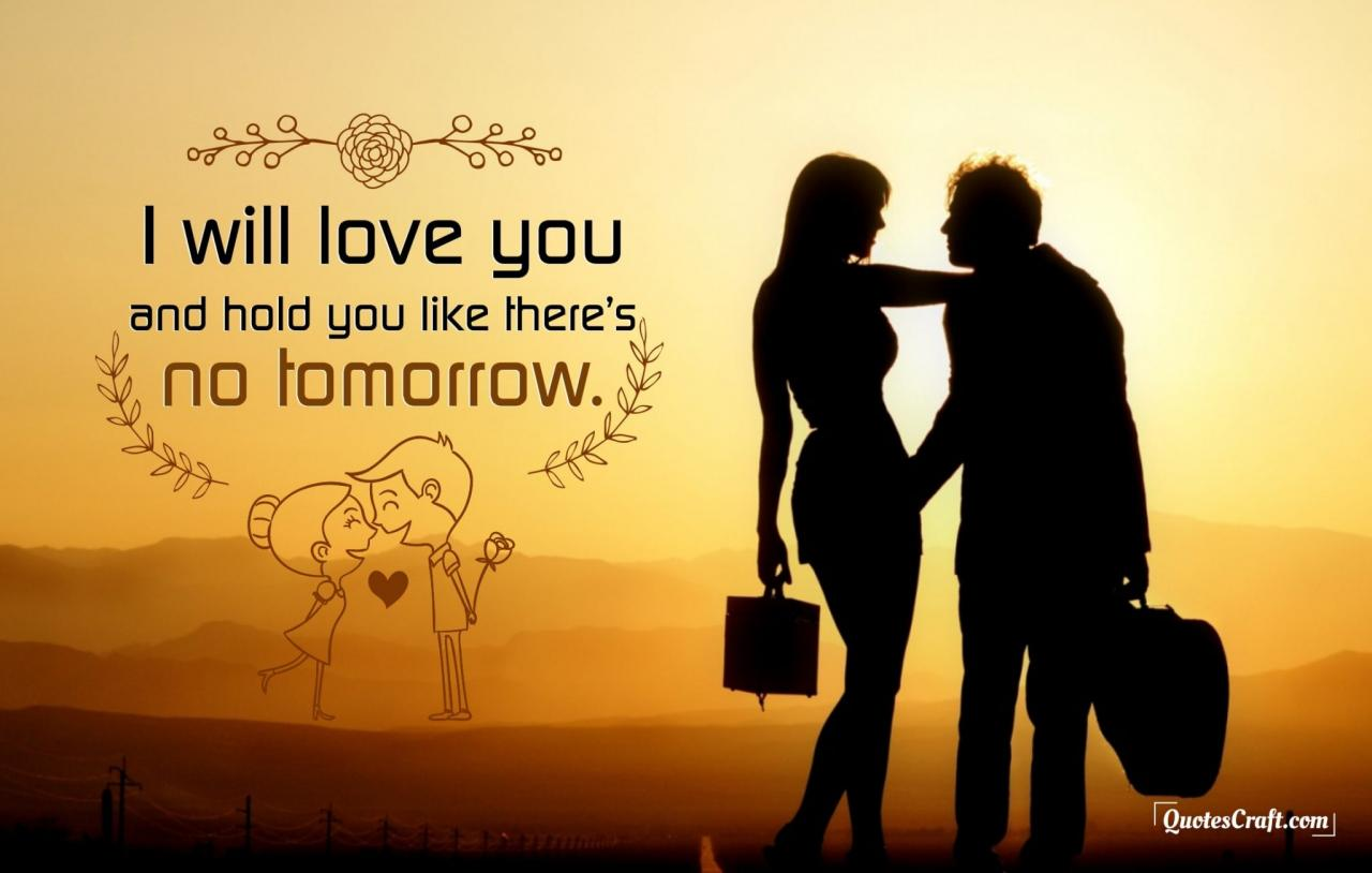Love You Everyday Romantic Quotes Love Couple Quotes