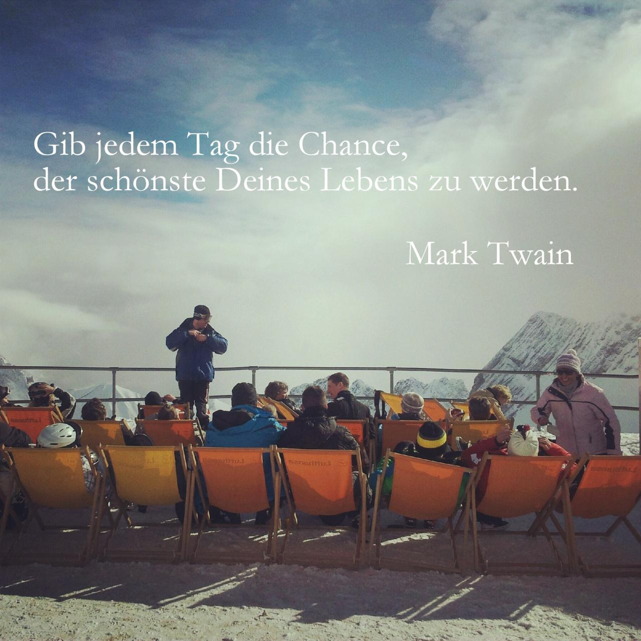 Mark Twain Hochzeitsspruch Tolle Zitate Leben Mark Twain
