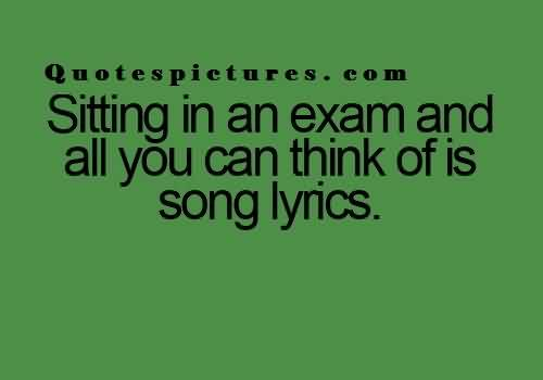 New Best Funny Quotes For Fb Status Sitting In An Exam And All You Can
